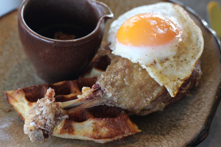 Duck and Waffle - Heron Tower, London