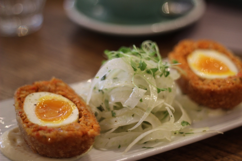 Vegi Scotch Egg